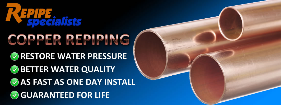 Repipe Specialists Pex And Copper Repiping Experts
